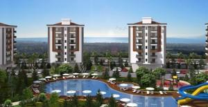 Panorama Evleri Antalya örnek daire!