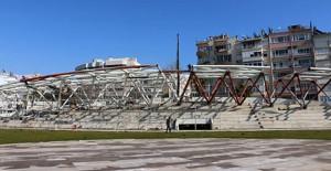 Antalya Millet Bahçesi çalışmalarında sona yaklaşıldı!