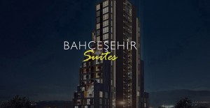Bahçeşehir Suites satılık daire!