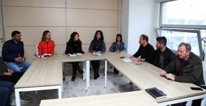 Nilüfer Belediyesi'nde 'Türkiye Bina Deprem Yönetmeliği' ele alındı!