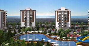 Panorama Evleri satılık Antalya!
