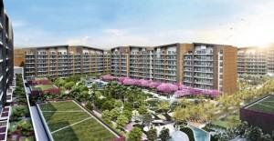 Park Yaşam Ataşehir daire planları!