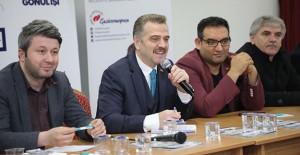 'Sarıgöl ve Yenidoğan'da 725 kentsel dönüşüm konutu 2019 yılı içinde teslim edilecek'!