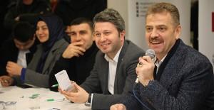 'Yıldıztabya kentsel dönüşüm projesi Türkiye'ye örnek bir proje olacak'!