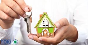 Kocaeli Gölcük TOKİ evleri satılık!