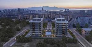 Loca Ataşehir İzmir satılık daire!