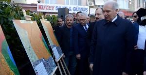 Mevlüt Uysal, Büyükçekmece, Çatalca ve Beykoz'un mahallelerine imar müjdesi verdi!
