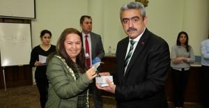 Nazkent 6.etap toplu konut projesinde anahtar teslim töreni yapıldı!
