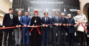 Taksim 360'ta ilk etabı oluşturan ofislerin anahtar teslimi gerçekleştirildi!