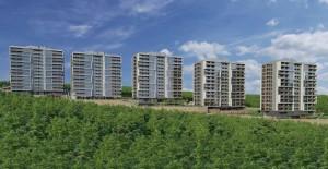Atakent Panorama Evleri İzmir satılık!