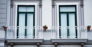 Fransız balkon nedir?