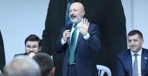 'Kocasinan, Argıncık kentsel dönüşüm projesi ile Kayseri'ye yakışır şehir haline dönüşecek'!