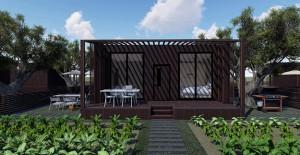 Ege Koop'tan yeni proje; Garden Life Çeşme