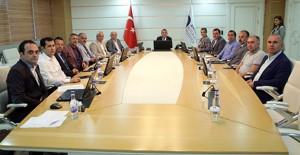 Antalya Balbey kentsel yenileme projesi için değerlendirme toplantısı düzenlendi!
