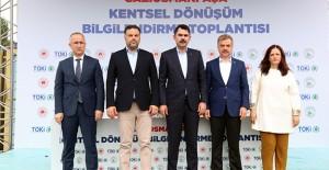 'Gaziosmanpaşa'da yıl sonuna kadar 4 bin 400 konutun temelini atacağız'!