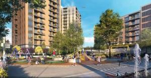 Sinpaş Finans Şehir 3+1 daireler 6 bin TL taksit kampanyası!