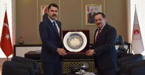 Başkan Mustafa Demir, İlkadam ve Canik kentsel dönüşüm projelerini sundu!