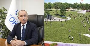 Eskişehir Millet Bahçesi'nde yapılaşma minimum seviyede olacak!