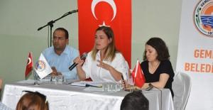 Gemlik Belediyesi Sosyal Konutları'nda çözüm çalışmaları devam ediyor!