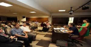 Yamaçevler kentsel dönüşüm projesinde hak sahipleri ile görüşmeler başladı
