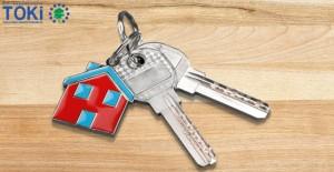 Çankırı Orta TOKİ evleri satılık!