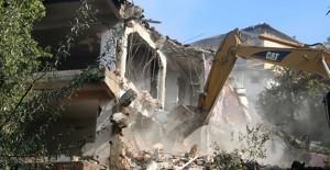Çankaya Belediyesi 2019 yılında 134 gecekonduyu yıktı!