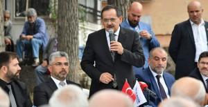'Samsun Gaziosmanpaşa ve Soğuksu'da kentsel dönüşüm 6 ay içinde başlayacak'!