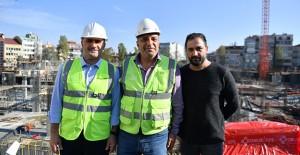 Beyoğlu AKM'nin kaba inşaatının yüzde 60'ı tamamlandı!