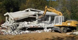 Osmangazi Belediyesi kaçak inşaatların yıkımına devam ediyor!