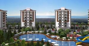 Antalya Panorama Evleri konum!