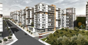 Gaziosmanpaşa Bağlarbaşı kentsel dönüşüm projesinde daireler 550 günde tamamlanacak!