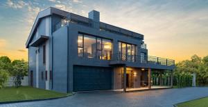 Terrace Mogan Ankara evleri satılık!