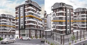 İltemir Residence konutları satılık!