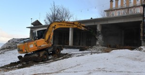 Osmangazi Belediyesi kaçak yapı yıkımlarına devam ediyor!