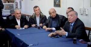 Adana Seyhan'da Döşemealtı mahallesinde kentsel dönüşüm toplantısı düzenlendi!