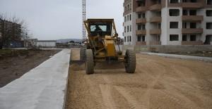 Çanakkale kentsel gelişim bölgesinde çalışmalar hızla devam ediyor!
