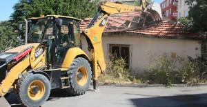 Çankaya Belediyesi 2019 yılı içerisinde 217 gecekonduyu yıktı!