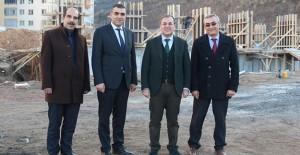 Kayseri Hacılar kentsel dönüşüm projesinde çalışmalar hızla devam ediyor!