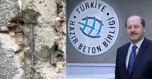 Türkiye Hazır Beton Birliği Elazığ Depremi İnceleme Raporu'nu açıkladı!