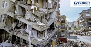GYODER'den '1 - 7 Mart Deprem Haftası' açıklaması!