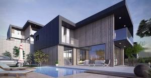 Villa Tayga evleri satılık!