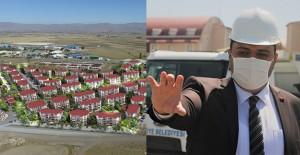 Erzurum Aziziye'de kentsel dönüşüm ile ilçenin çehresi değişiyor!