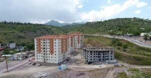 Hacılar kentsel dönüşüm projesi hız kesmeden devam ediyor!