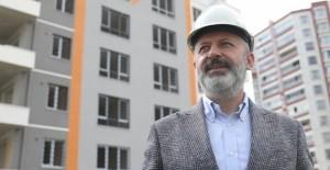 Kayseri Uğurevler kentsel dönüşüm projesi'nin ilk etabında sona yaklaşılıyor!