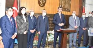 Manisa Şehzadeler kentsel dönüşüm projeleri Bakan Kurum'dan onay aldı!