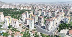 Melikgazi Belediyesi kentsel dönüşüm kapsamında 96 adet daireyi satışa sunuyor!