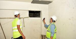 Avcılar Belediyesi kentsel yenilemede yıkım öncesi asbest denetimlerini artırdı!