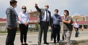 Aziziye Ilıca kentsel dönüşüm projesi çalışmaları devam ediyor!