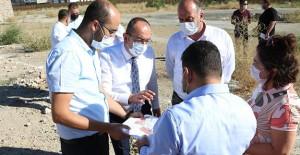 'Meram'da Şükran Projesi'nin temeli yılbaşından önce atılacak'!