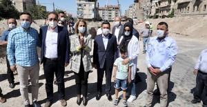 Nevşehir Karasoku Mahallesi kentsel dönüşüm projesinin temeli atıldı!